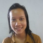 Esther, Age 21, Parent- U Khui Om Moe & Daw Om Sein, from Chin State, she wants to become a good christian teacher at Bible School