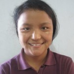 Mawng Li, Age 18, Parent- U Naing Mawng & Daw Nuen Awl from Shan State, She wants tobecome a good teacher at the Church
