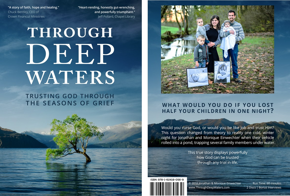 DeepWaters DVD Graphic